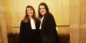 Prestation de serment Marion Locuratolo