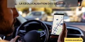 La géolocalisation des salariés