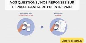 FAQ sur le passe sanitaire en entreprise