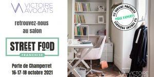 Salon Street Food Franchise 16-17-18 2021